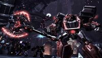 Transformerns wojna o cybertron