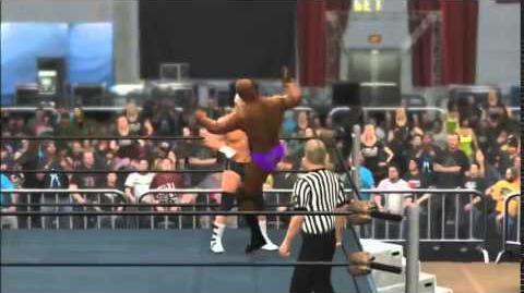Raging Falcon Pro Wrestling - Fight Night 1
