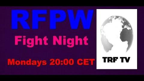 RFPW Fight Night S1E1