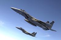 File:F-15 Jet Escorts.jpg