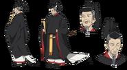 Character Design - Tenjin