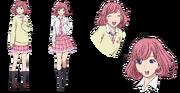 Character Design - Kofuku