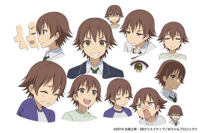File:Charadesign anime kosaku.jpg