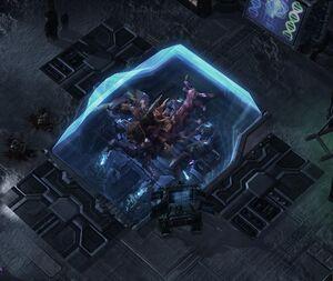 Athena's Cage