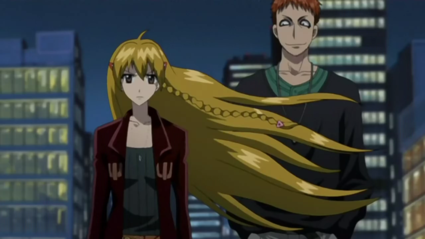 Hair Long Friend Episode Neuro Wiki Fandom Powered