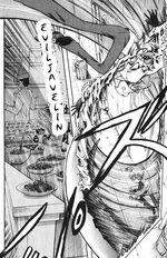 Evil Javelin Manga