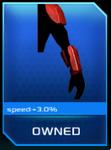 Ninja arm