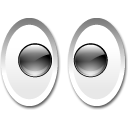 File:Crystal Clear app xeyes.png