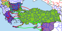 2nd Greek-Turkish War (New Darkened Ages)