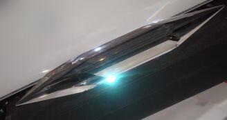 Superman crystal