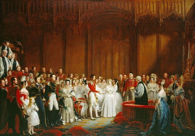 File:Albert and Victoria marriage.jpg