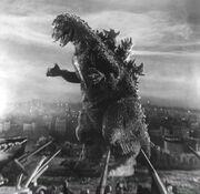 Godzilla (1954, Extras)