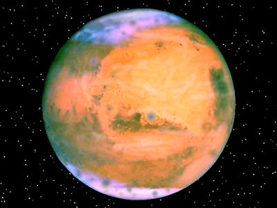 Future Mars