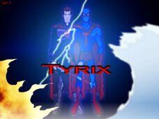 Tyrix Banner