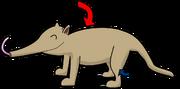 Ardvark The Aardvark Original