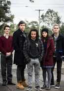 Nowhere Boys and Girl