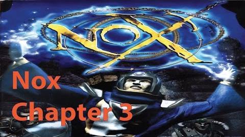 Nox - Walkthrough Warrior Chapter 3 - Trouble in Ix