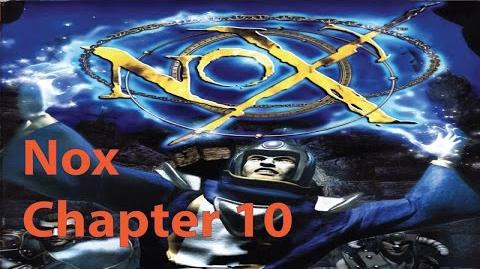 Nox - Walkthrough Warrior Chapter 10 - The Land of the Dead
