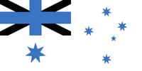 Õstrantigs departement flag