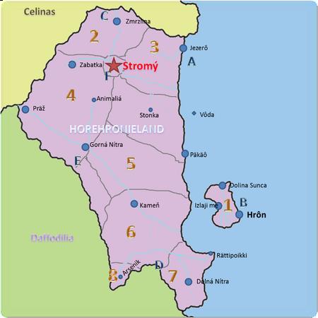 Horehronielandmap