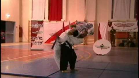 The Best Krav Maga Trainer! Roy Elghanayan's Krav Maga & Israeli Jiu Jitsu