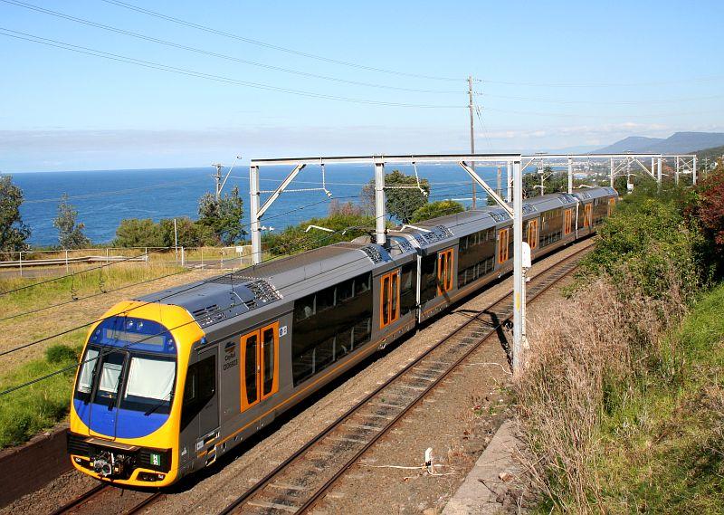sydney train fleet - photo#31