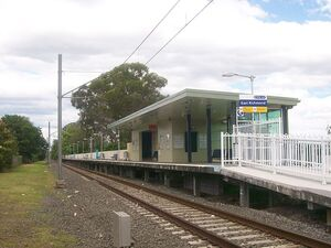 East Richmond railway station
