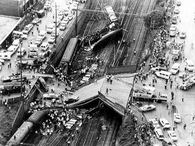 Granville disaster