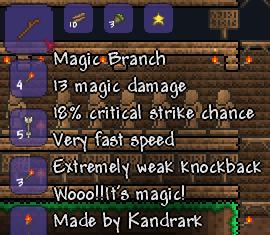 Magic Branch
