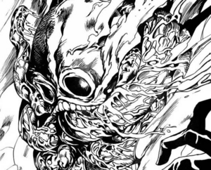 Demon King Form