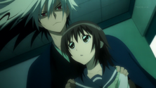 Kana meets Rikuo's night form