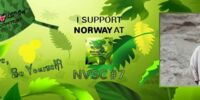 Norway in the North Vision Song Contest 7