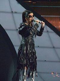 220px-Diana Gurtskaya, Georgia, Eurovision 2008, 2nd semifinal