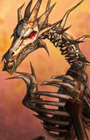 Undead dracolich