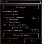Gameoption video