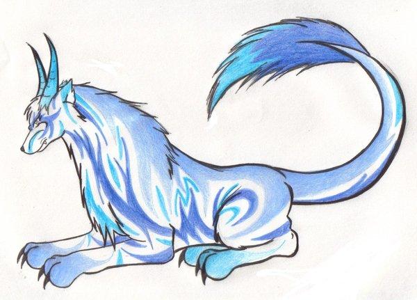 File:Arashi wolf dragon by Wolfdemongirl63.jpg