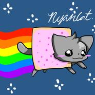 Nyan Cat 72