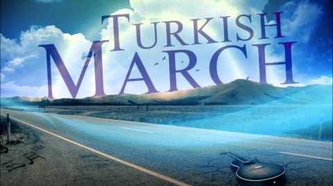 오투잼 아날로그 Turkish March