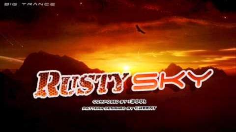 오투잼 아날로그 Rusty Sky