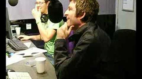 Noel Gallagher talks to Zane Lowe on Radio 1 about Jay-Z