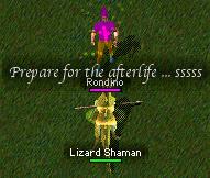 Lizardshaman