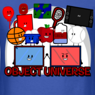 Object-universe-tee design