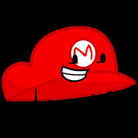 File:Mario Hat.png