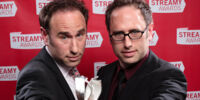 Randy and Jason Sklar