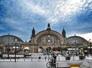 Frankfurtstation - actual