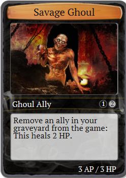 Savage Ghoul
