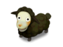 Black sheep icon