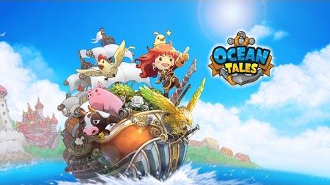 Official Ocean Tales (iOS Android) Trailer