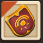 Father's Shield Icon