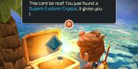 Superb Explorer Crystal